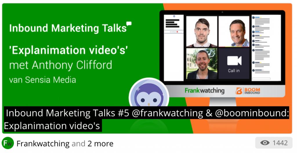 Inbound Marketing Talks