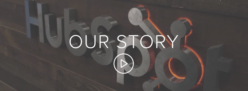 HubSpot our story