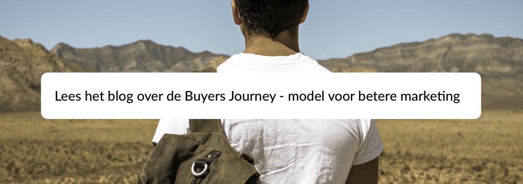 journey met cta naar blog
