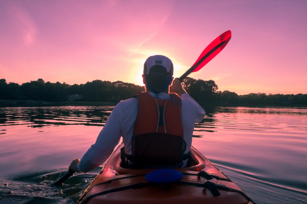 Buyer persona - kayak sports guy