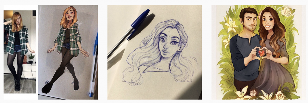 Instagram Cyarine